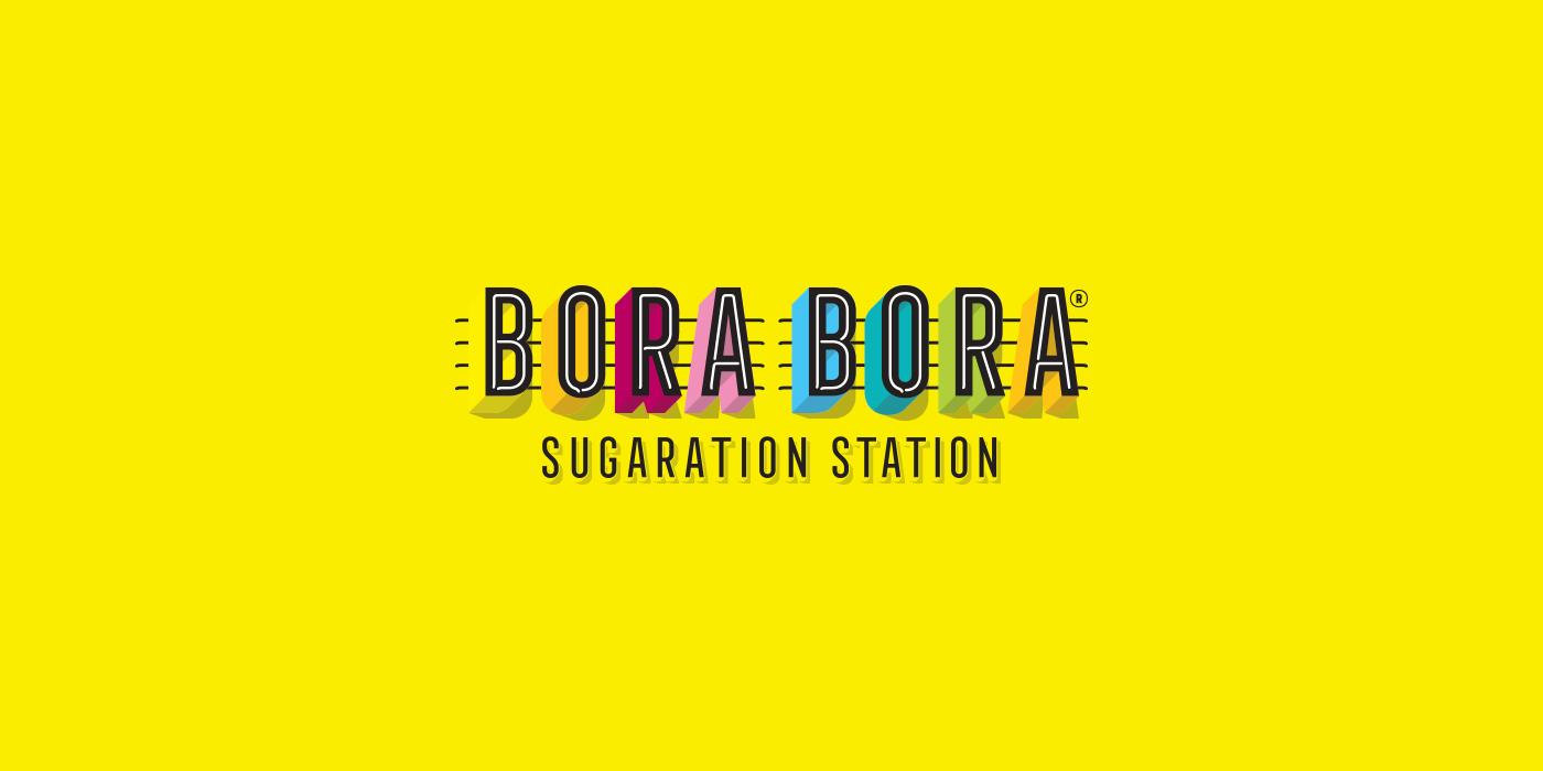 Zambelli Brand Design - Bora Bora Sugaration Station