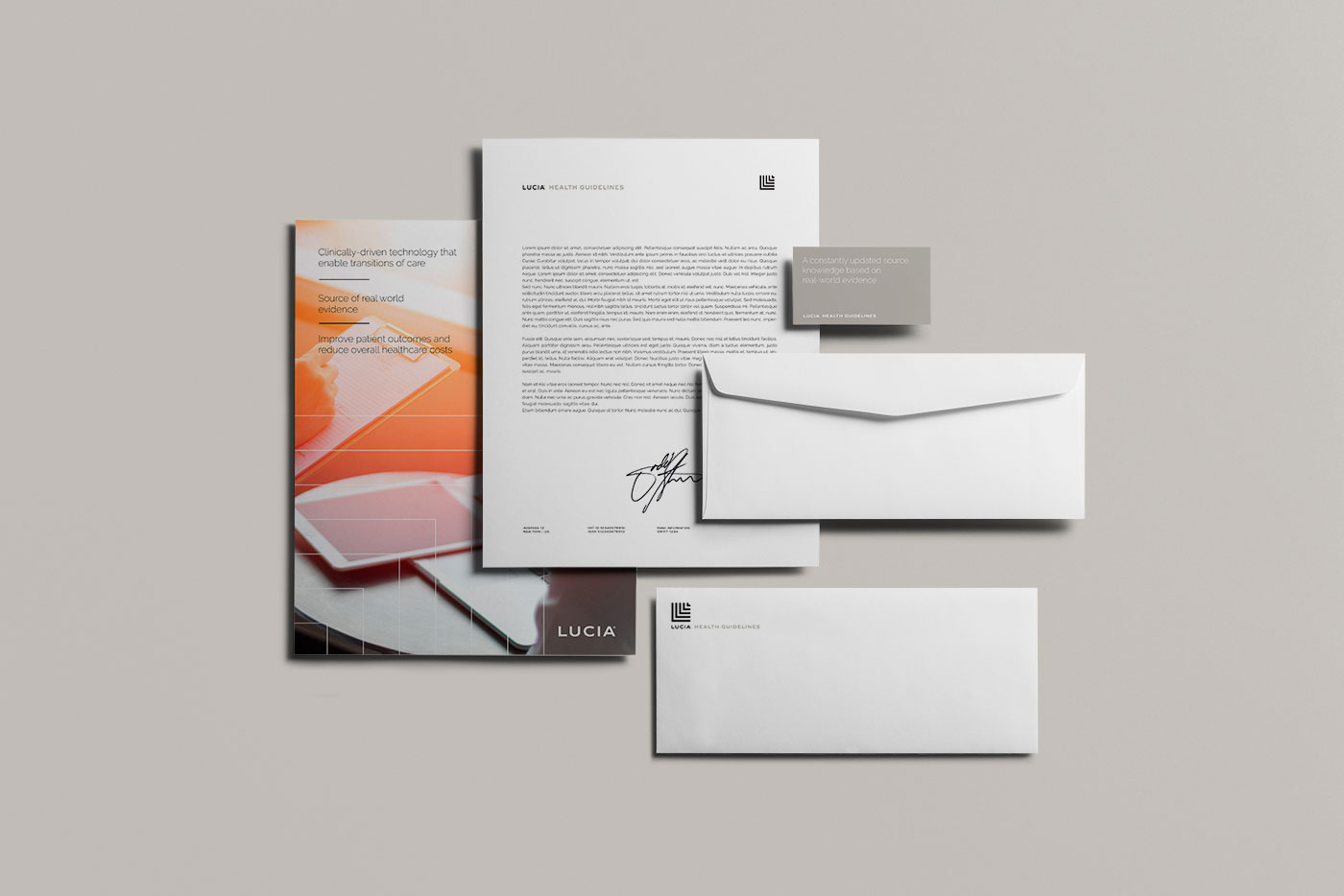 Lucia - Stationary Design